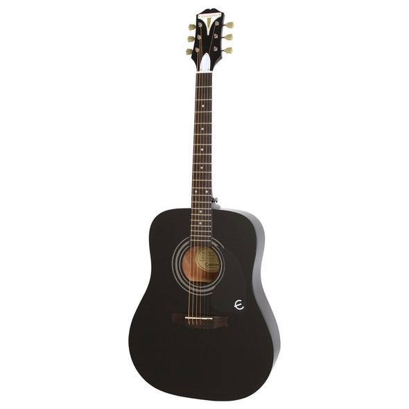 Epiphone PRO-1 Acoustic Guitar, Ebony