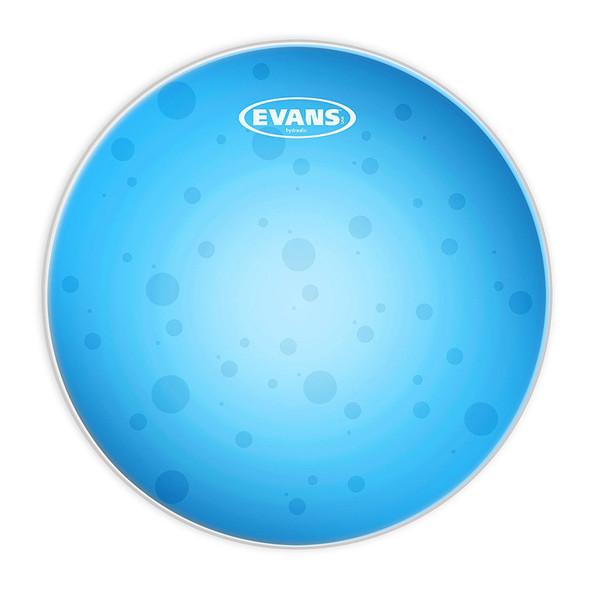 Evans TT14HB 14 Inch Hydraulic Blue Drum Head