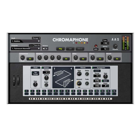Applied Acoustics Systems Chromaphone 2 (Serial Download)