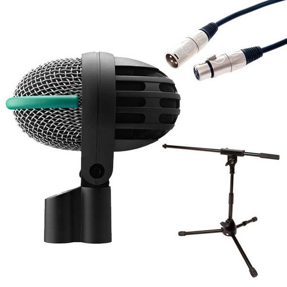 AKG D112 mkII Dynamic Microphone Bundle
