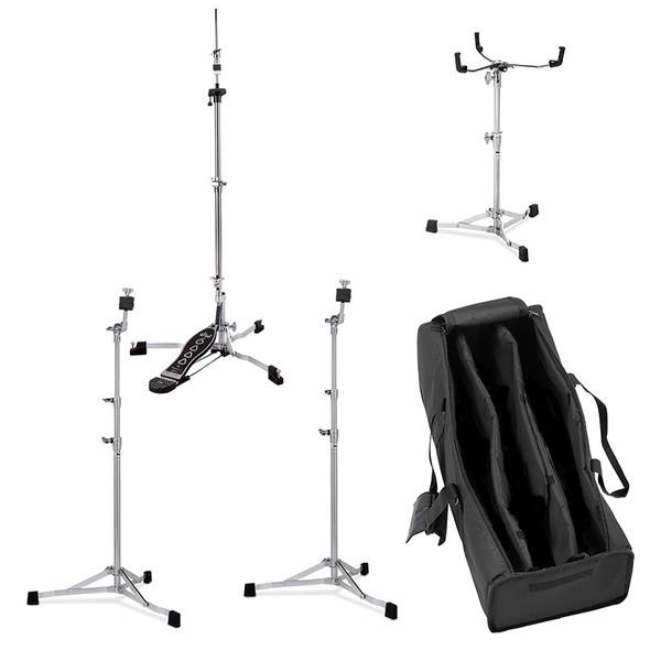 Drum Workshop 6000 Series Ultralight Hardware Pack