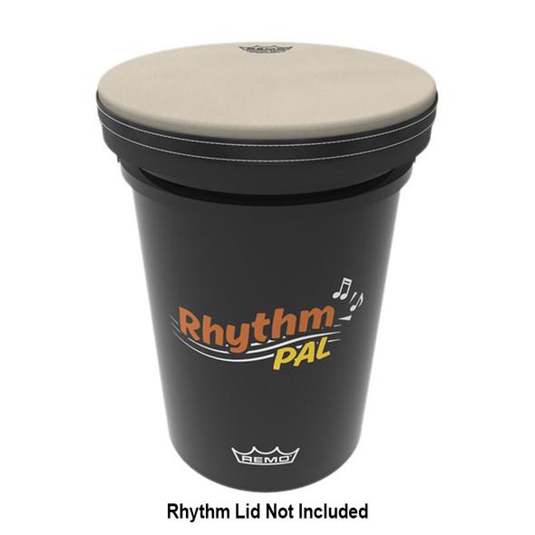 Remo Rhythm Pal Drum Bucket, 13 Inch, Black