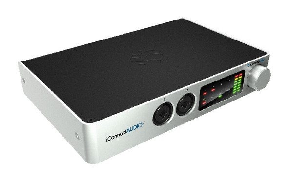 iConnect AUDIO 2+ USB Audio and MIDI Interface for Mac, Windows and iOS