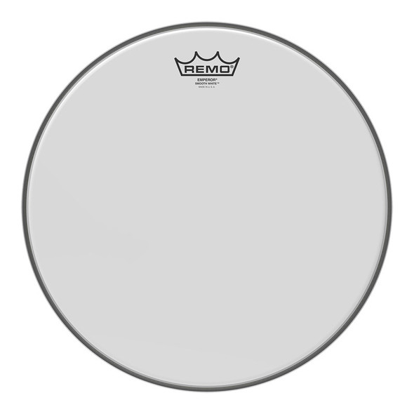 Remo BE-0214-00 Emperor Smooth White 14 Inch Drum Head