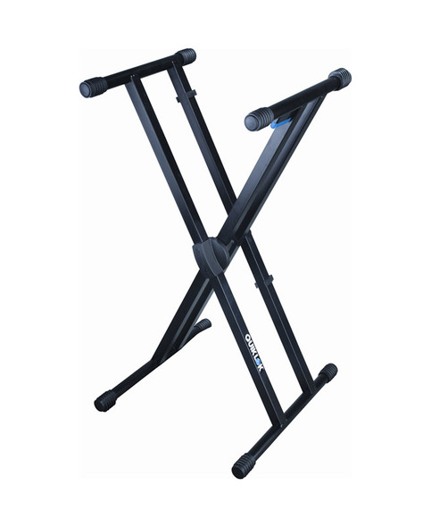 QuikLok T550 TriggerLok Double Braced Keyboard Stand