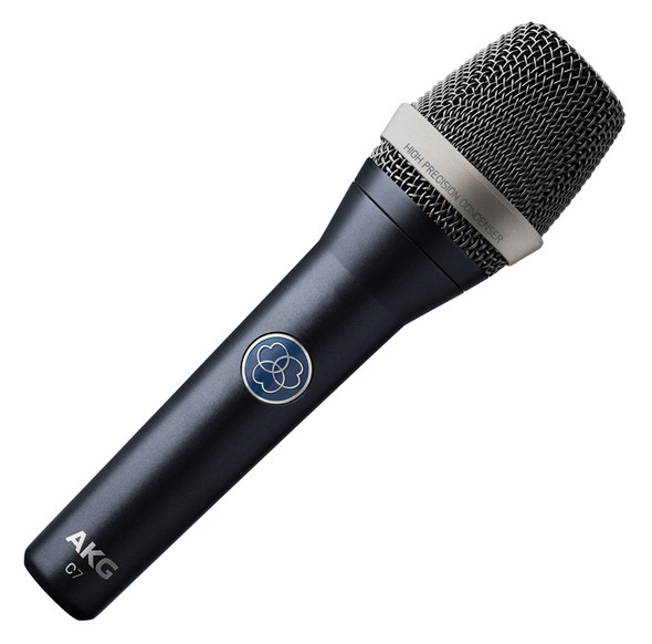 AKG C7 Live Condenser Handheld Vocal Microphone
