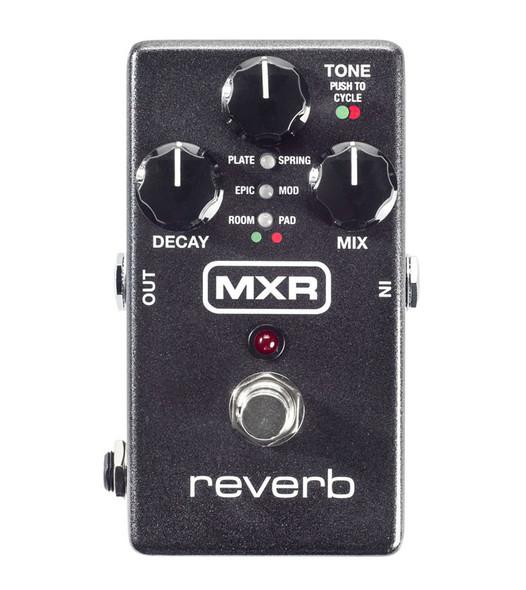 MXR M300 Reverb Effect Pedal