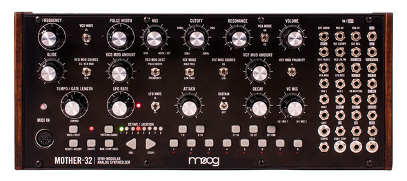 Moog Mother-32 Semi-Modular Synthesizer Triple System