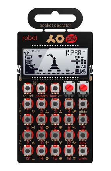 Teenage Engineering Pocket Operator PO-28 Robot
