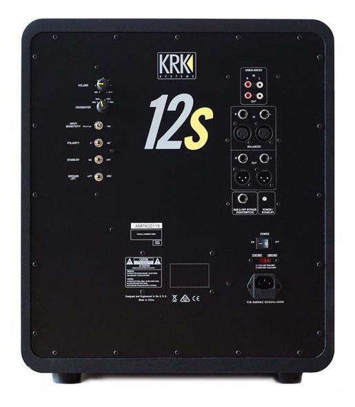 KRK 12s2 Active Studio Subwoofer