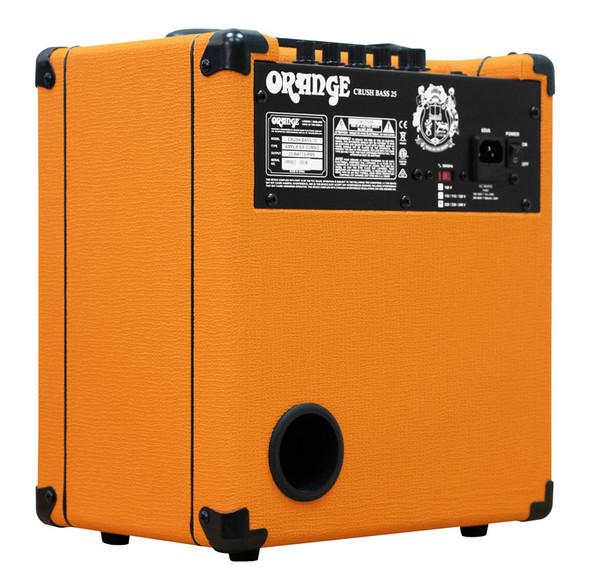 Orange Crush 25 25W Bass Combo, Orange