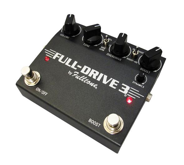 Fulltone Fulldrive 3 Overdrive/Boost Pedal