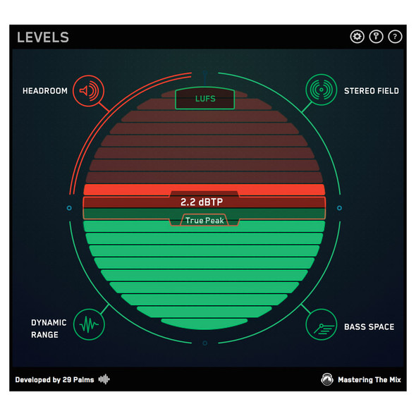 Mastering The Mix Levels Plug-In