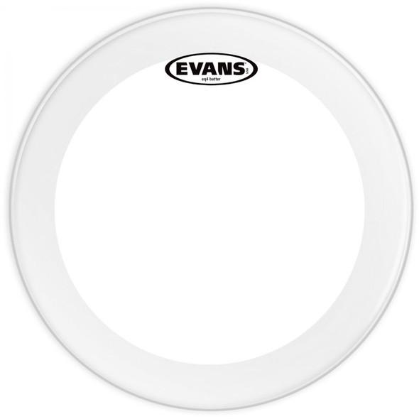 Evans TT16GB4 16 Inch EQ4 Clear Tom fit Bass Drum Head