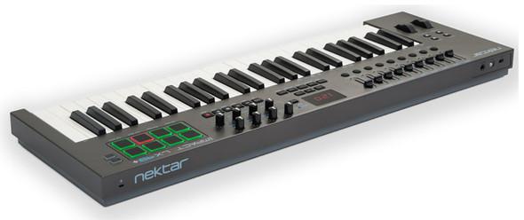 Nektar Impact LX49+ USB/MIDI Controller Keyboard