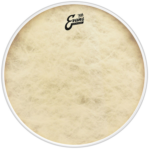 Evans TT18C7 18 Inch Calftone Tom Batter Drum Head