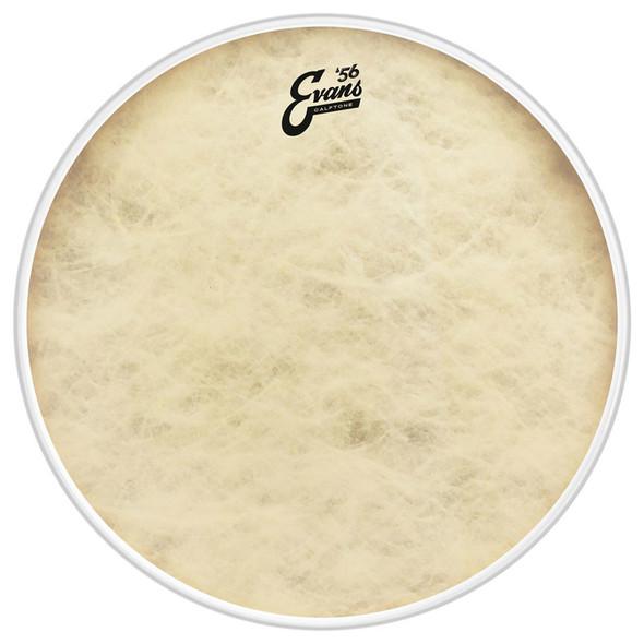 Evans BD16CT Calftone Bass Drum Head, 16 Inch