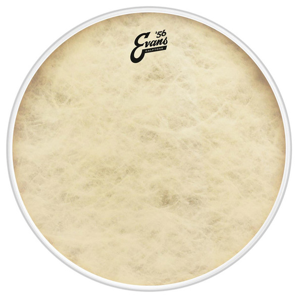 Evans BD18CT Calftone Bass Drum Head, 18 Inch