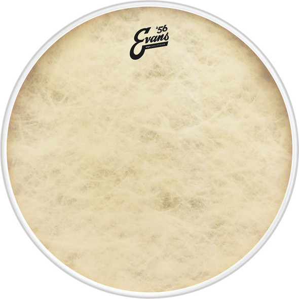 Evans BD22GB4CT 22 Inch EQ4 Calftone Bass Drum Head