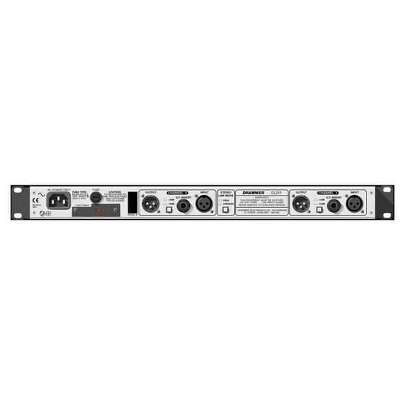 Drawmer DL251 spectral compressor (XLR)