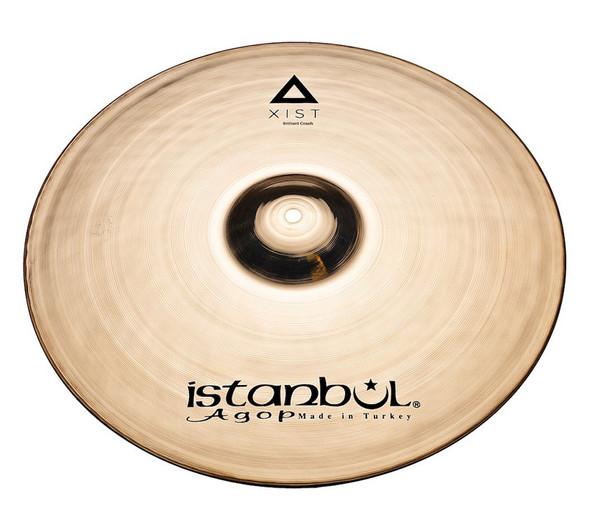 Istanbul Xist 20 Inch Brilliant Crash Cymbal