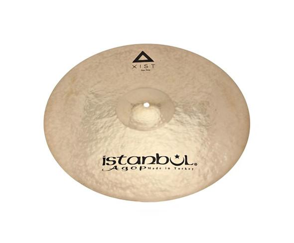 Istanbul Xist 22 Inch Raw Ride Cymbal