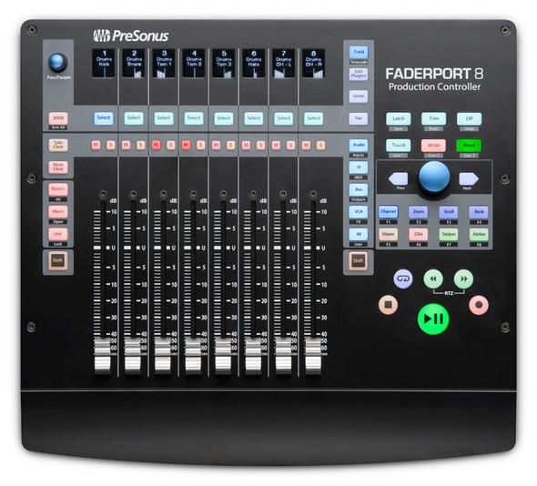 Presonus Faderport 8 DAW Control Surface