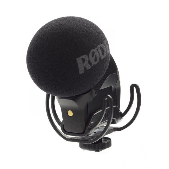 Rode Stereo VideoMic Pro with Rycote Suspension