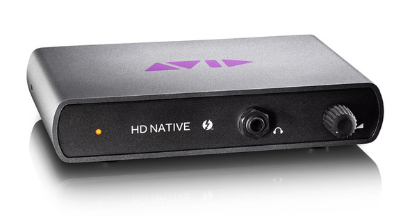 AVID Pro Tools HD Native TB Core (Interface Only, No Software)