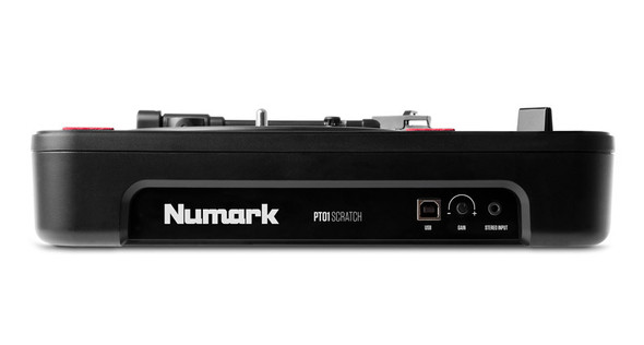 Numark PT01 Scratch Portable Turntable