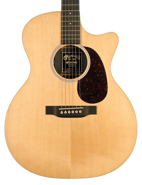 Martin GPCX1RAE Electro-Acoustic Guitar