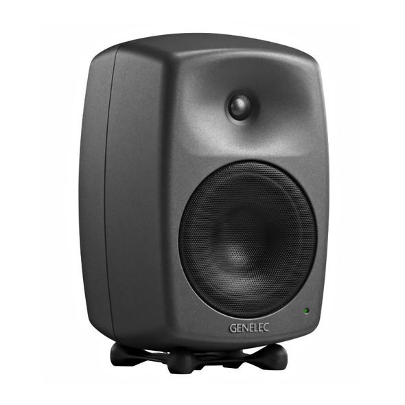 Genelec 8340A Bi-Amplified Smart Active Monitor, Dark Grey (Single)