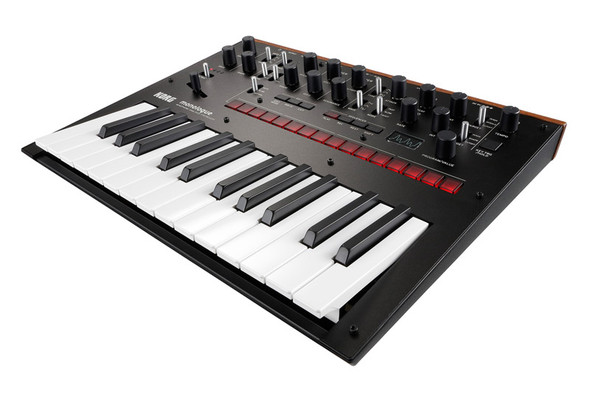 Korg Monologue Monophonic Analogue Synthesizer, Black