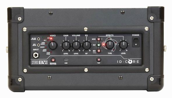 Blackstar ID CORE Stereo 10 V2 Guitar Combo Amplifier, Black