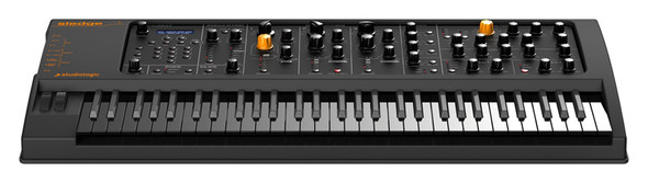Studiologic Sledge 2.0 Synthesiser, Black Edition