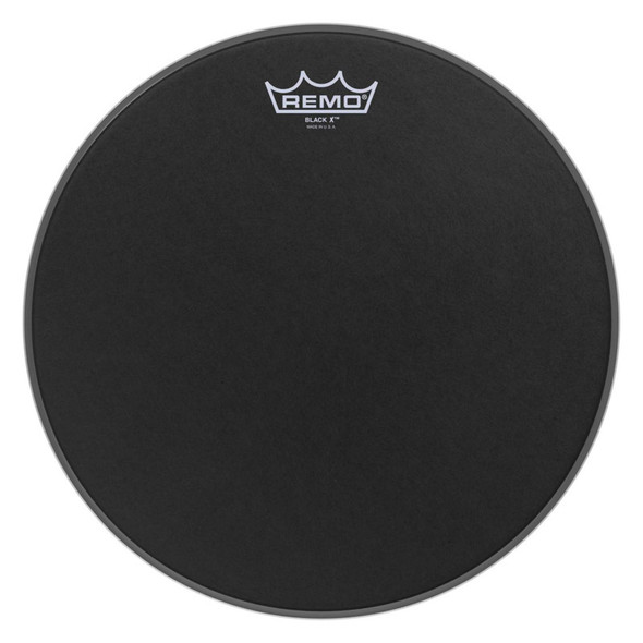 Remo BX-0813-10 Emperor X Black Dot Suede 13-inch Drum Head