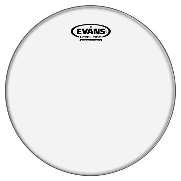 Evans TT15G1 15 Inch G1 Clear Drum Head