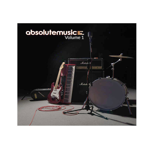 Absolute Music - Volume 1 (Staff Charity CD)