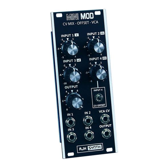 AJH Synth Polarising Mixer/VCA Eurorack Module, Dark Edition