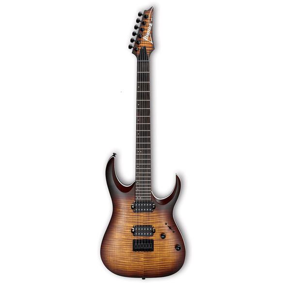 Ibanez RGA42FM-DEF Electric Guitar, Flame Maple Top, Dragon Eye Flat