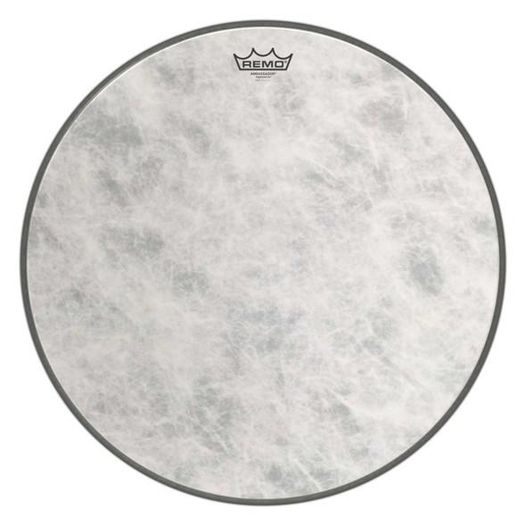 Remo FA-1520-00 Fiberskyn 3  20 Inch Ambassador Bass Drum Head