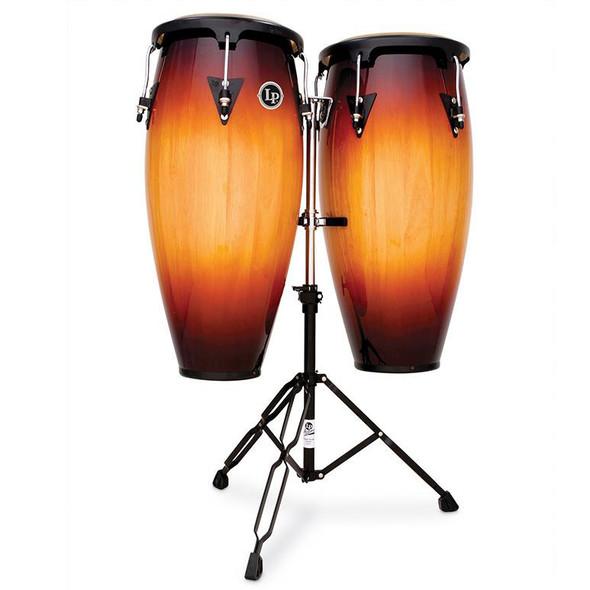LP Latin Percussion Aspire Conga Set, Vintage Sunburst