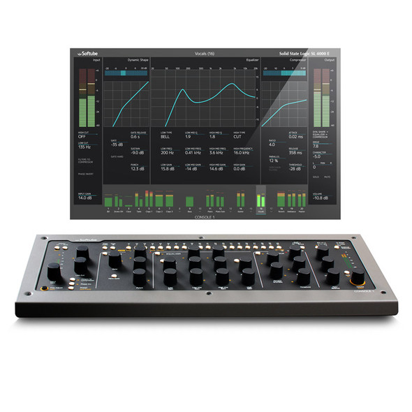 Softube Console 1 mk2 Hardware/Software Mixer