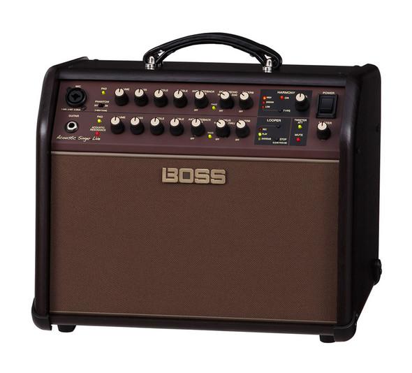 Boss Acoustic Singer Live Combo Amp