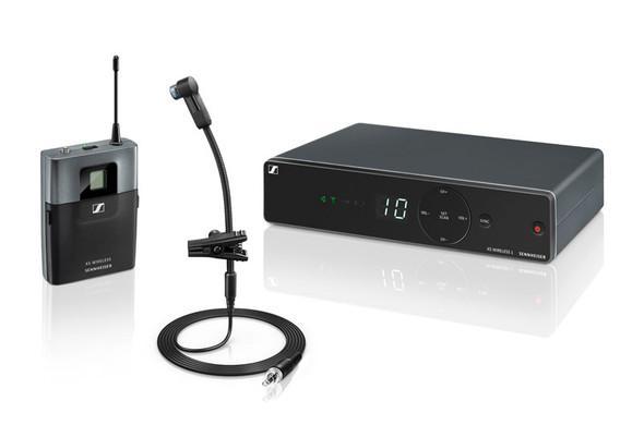 Sennheiser XSW1-908 Brass Set Wireless Microphone System, Channel 38
