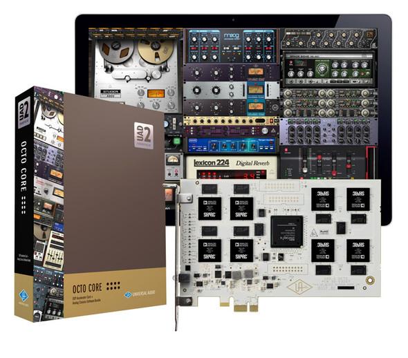 Universal Audio UAD-2 OCTO Core (PCIe)