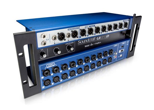 Soundcraft Ui24R Remote Controlled Digital Mixer