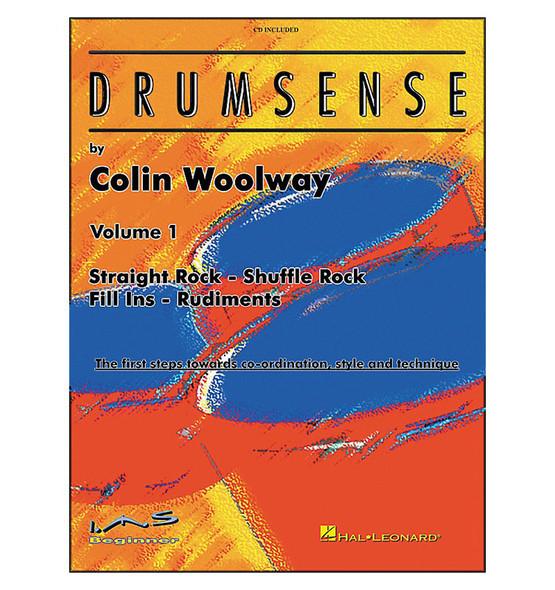 Drumsense Drum Tuition, Volume 1