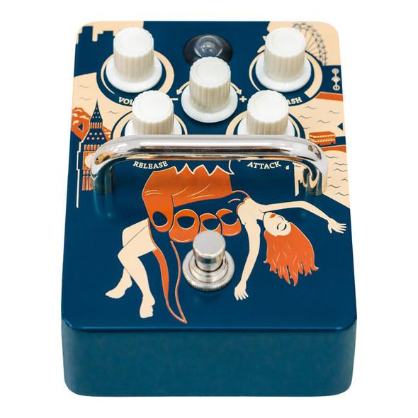 Orange Kongpressor Compressor Pedal