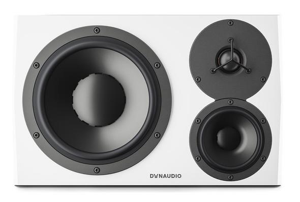 Dynaudio LYD-48 Active 3-Way Studio Monitors, White (Pair)